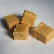 Zingy Ginger Fudge