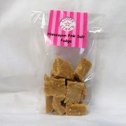 Himalayan Pink Salt Fudge